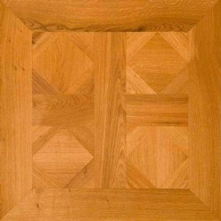 Diamond Parquet Floor