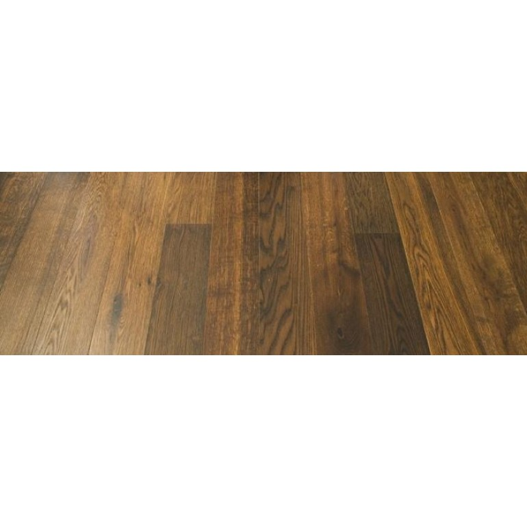 Wide Wood Euro Oak Antique Brown