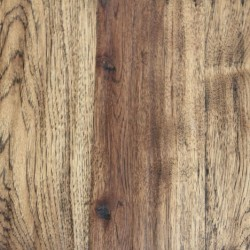 Hickory with light walnut color Engineered
