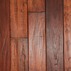 Hickory with red mahagony color Engineered