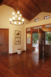 Spectacular Custom Entrance and Foyer