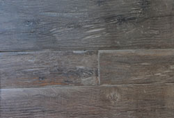 Reclaimed European Oak Flooring Dark Custom Finish