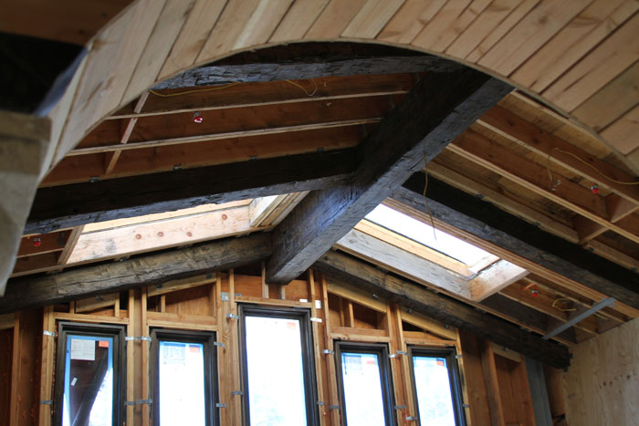 Reclaimed Beams - Reclaimed Beams - ReclaimedFloors.net