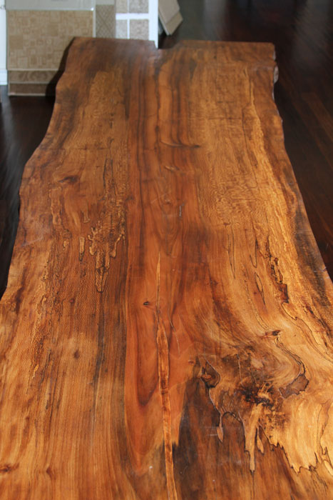 Reclaimed Wood Slabs - ReclaimedFloors.net