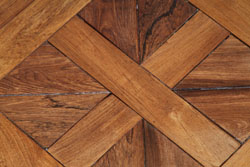 Reclaimed Brittany Parquet Flooring