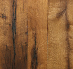 European Reclaimed wood floor old world