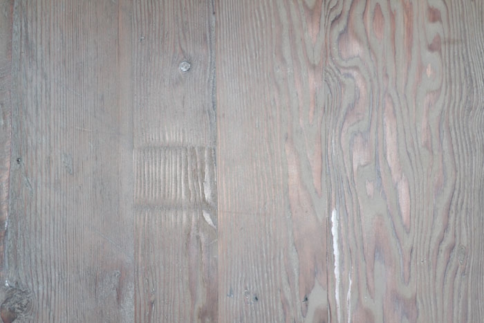 Reclaimed douglas fir custom grey for Reclaimed douglas fir flooring