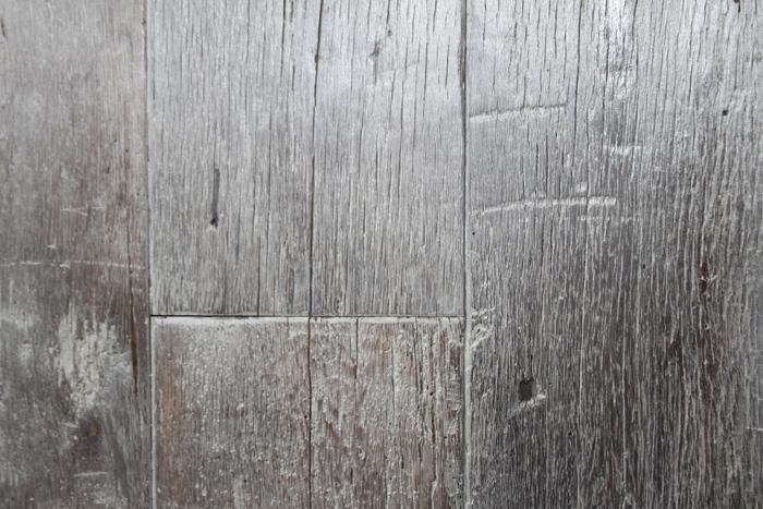 Reclaimed European White Oak Dark Grey