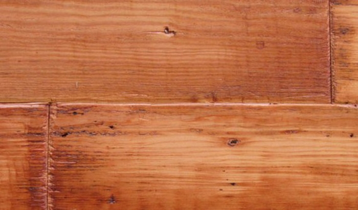 Reclaimed handscraped douglas fir engineered for Reclaimed douglas fir flooring