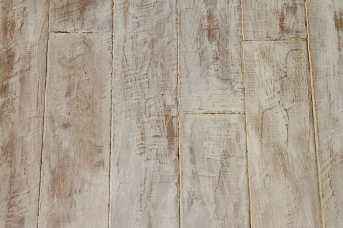 Reclaimed Hand Sculptured White Wash Oak Engineered