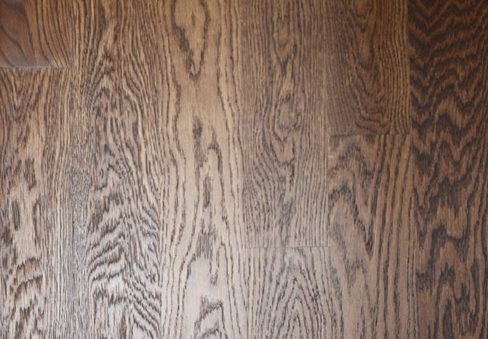 White Oak Walnut Color