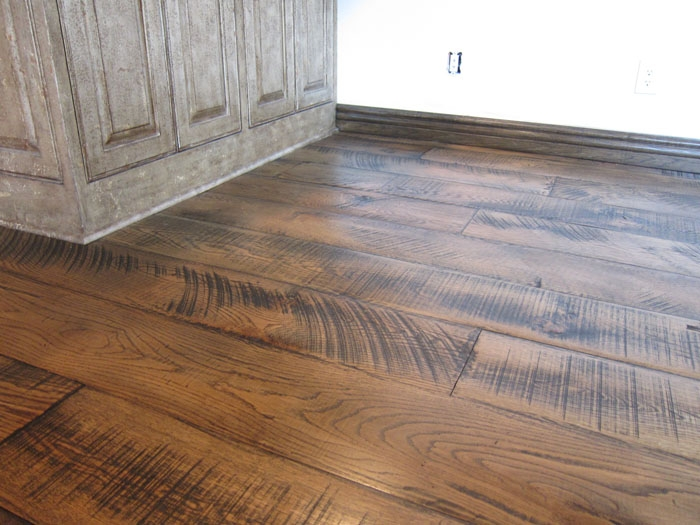 Reclaimed white oak 9 inch Salvaged pine flooring