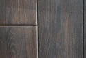 Reclaimed Oak Dark Ebony Engineered