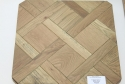 White Oak Parquet Butterscotch