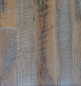 Oak Custom Finish Hit or Miss Grey Sky Engineered