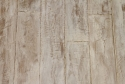 Reclaimed Hand Sculptured White Wash Oak Engineered